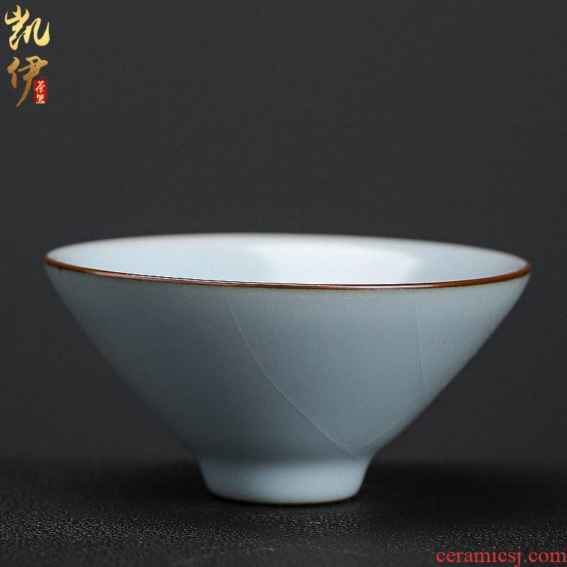 Light to read the manual ru up market metrix who cups sliced open can keep sample tea cup kung fu tea cups porcelain cup perfectly playable cup bowl