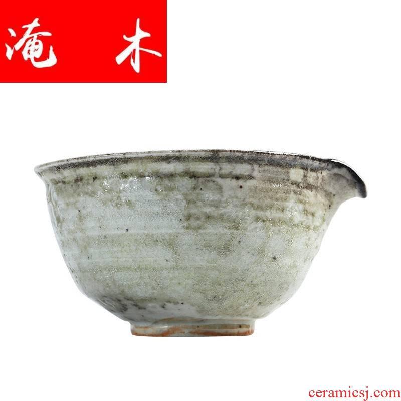 Submerged wood jingdezhen Japanese volunteers wild fair keller cup manually individual household small bowl cups kongfu tea master