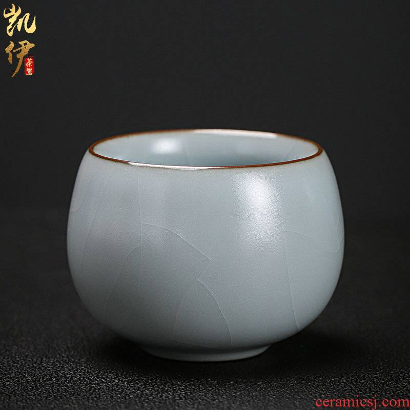 Light to read a master hand made your up meditation of slicing can raise kung fu tea master cup ceramic cup sample tea cup