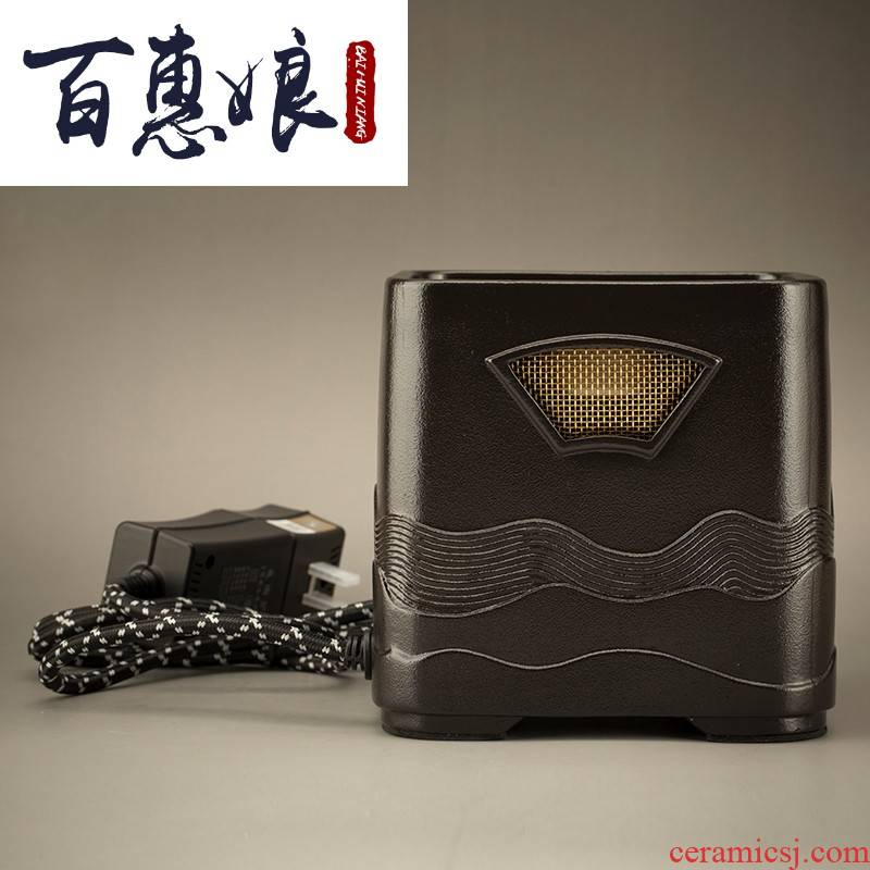 Restoring ancient ways (niang square window warbler song electric ceramic furnace'm 220 v electric furnace electrical TaoLu tea kettle 800 w