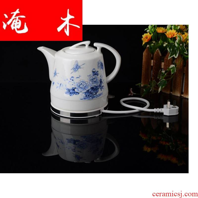 Flooded wood home ceramic electric kettle automatically power dry mercifully prevention office glass pumping from the sitting room