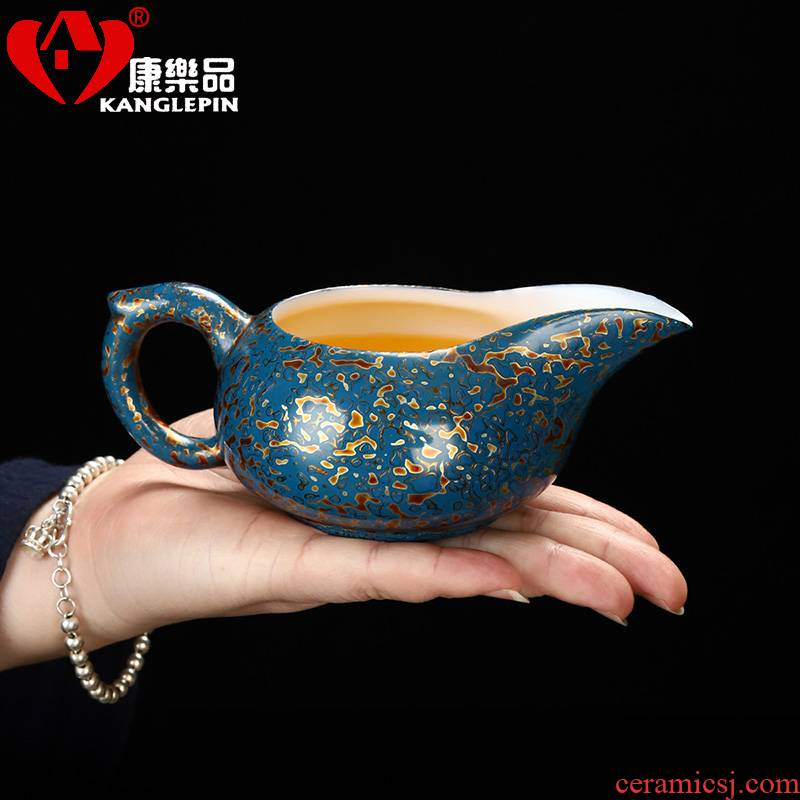 Recreation Chinese lacquer porcelain tea sea capacity of 170 ml of suet jade porcelain and a cup of tea ware lacquer tea set