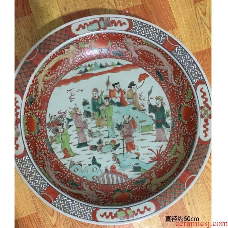 Jingdezhen porcelain antique porcelain 60-90 cm classical ancient classical decoration big porcelain culture