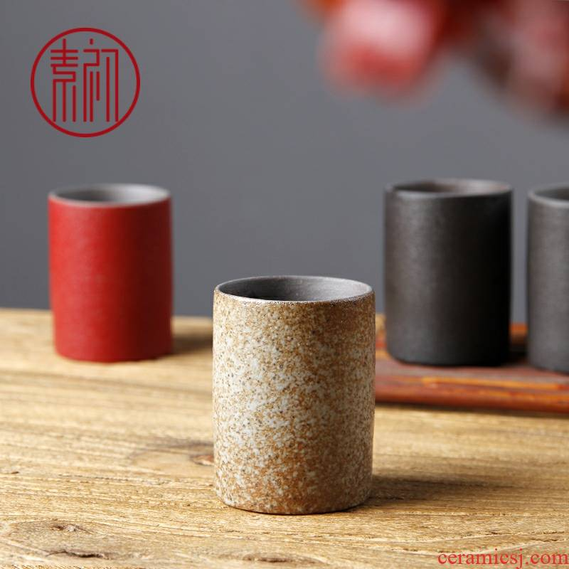 Japanese coarse after getting master cup cups kung fu tea set fragrance - smelling cup sample tea cup ceramic cup individual cup of ceramic cup