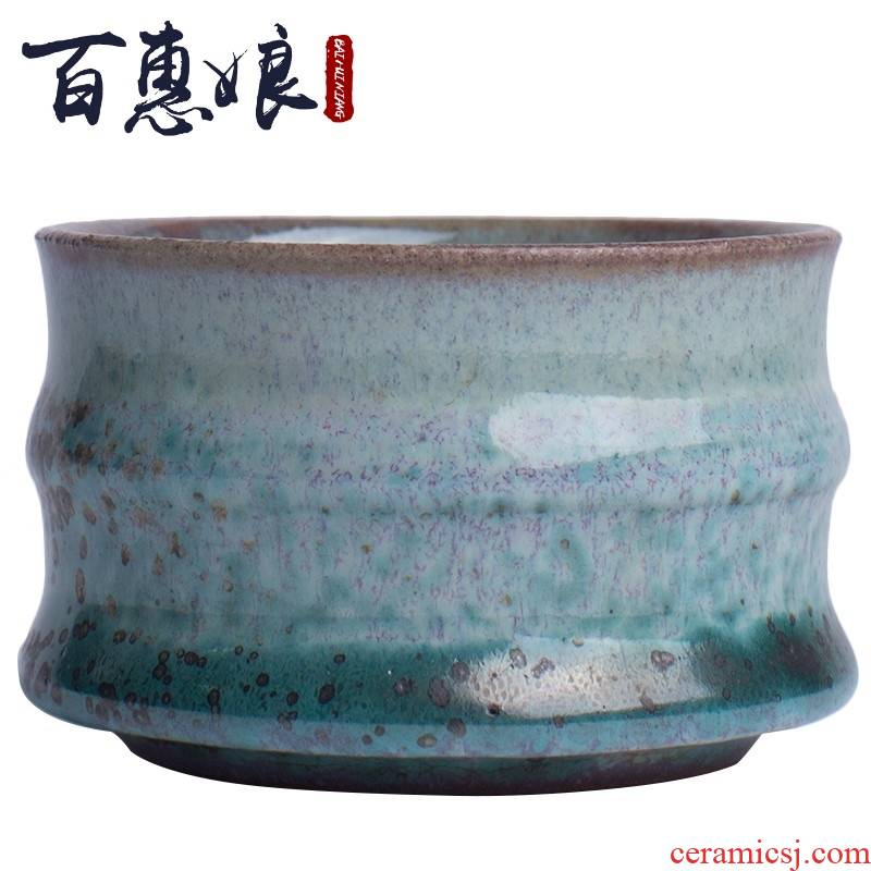 (niang hand jin shenhou variable glaze the jun porcelain cup master cup sample tea cup cup masterpieces ceramic bowl