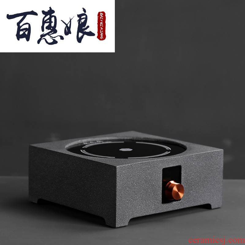 (niang electric cooking kungfu tea kettle with the clay POTS electric boiling tea ware household ceramic teapot