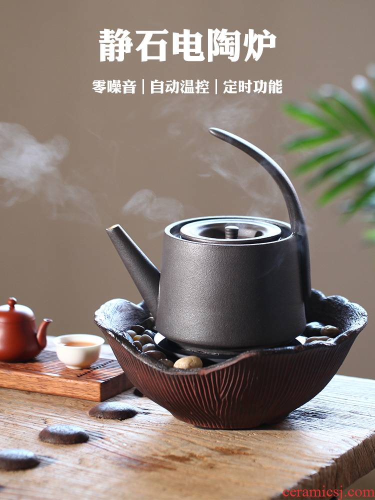 The Static electricity TaoLu stone, ceramic, the boiled tea, the electric tea stove furnace special tea kettle boil tea stove heating household kettle