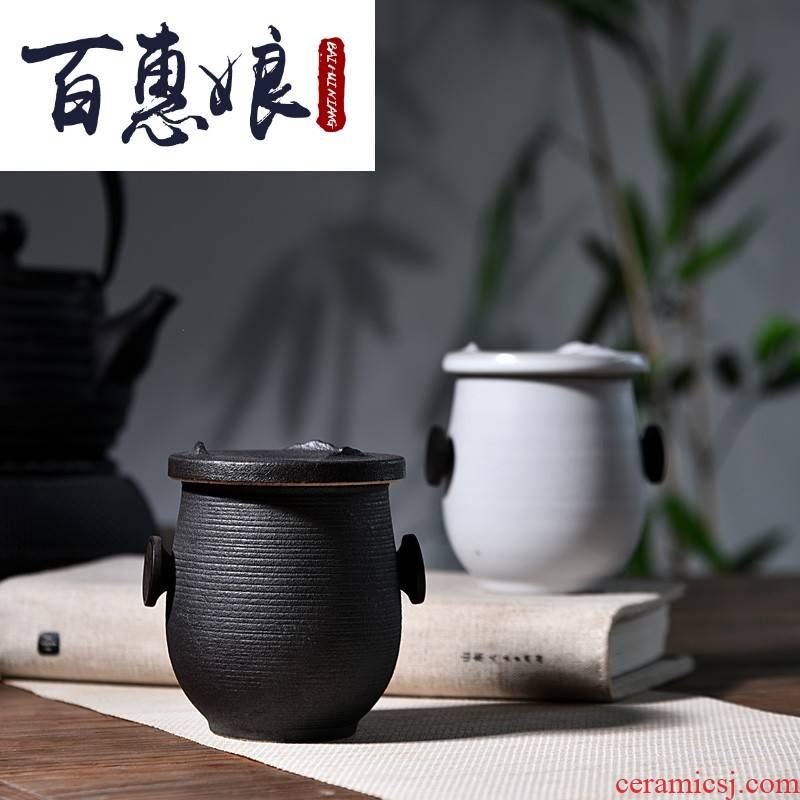 The Filter (niang office ceramic cups with cover keller creative household personal custom master water mercifully