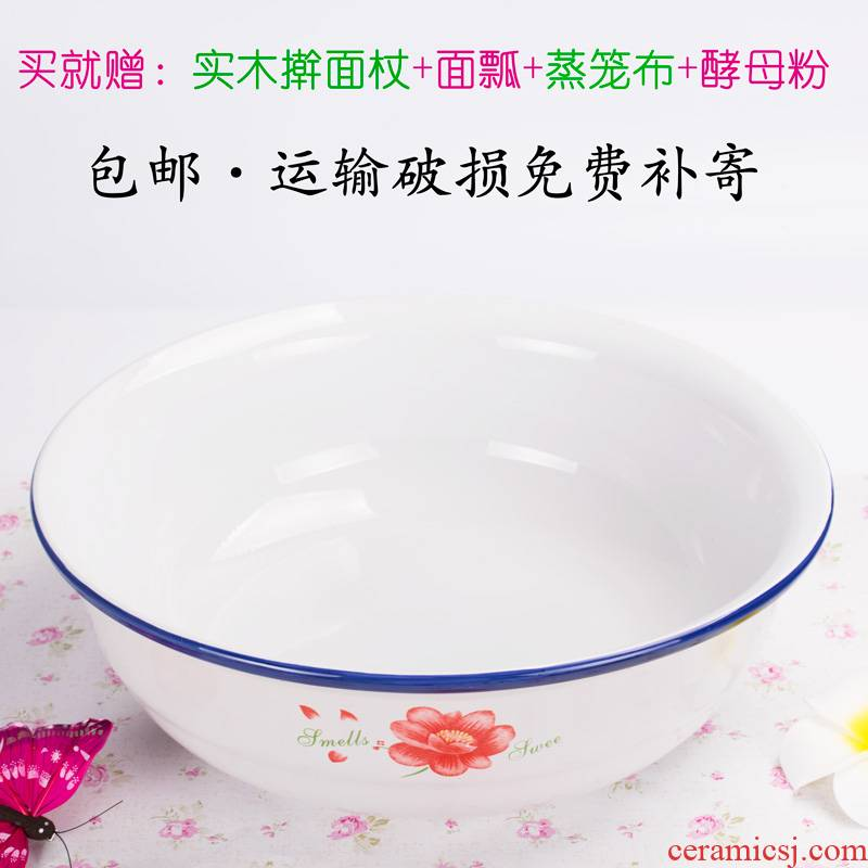 """Old household basin to deepen porcelain ceramic package mail thickening """"large - sized and happens in ceramic basin and 32"""