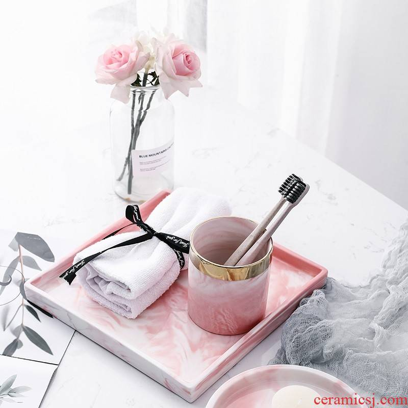 20211 rectangular glaze the receive dish fragrant tray jewelry candles ceramic toilet 10 inch plates