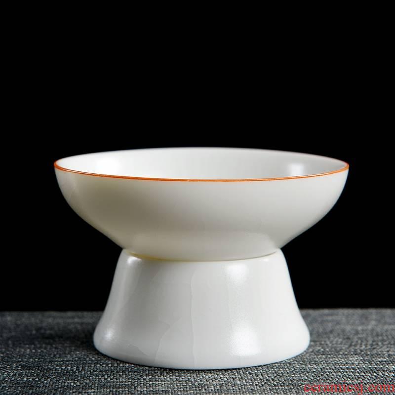 Qiao mu home your up with white tea accessories zen kung fu tea tea filtration ceramic network breakdown)