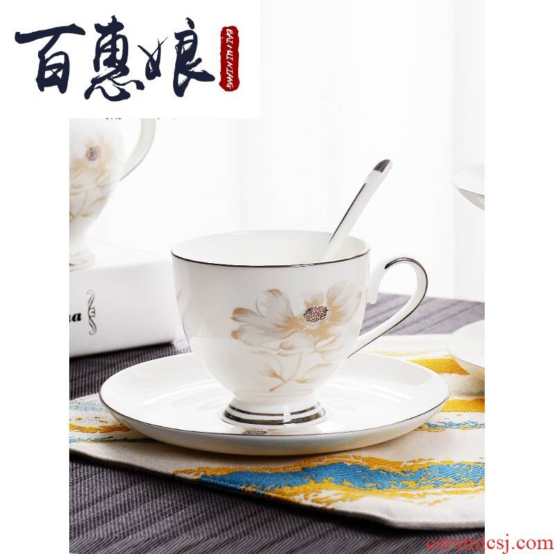 (niang refined ipads porcelain paint by hand coffee cups and saucers costly temperament ipads porcelain coffee cup dish to send