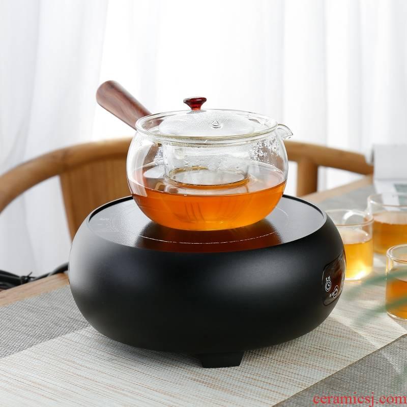Qiao MuGuangBo tea stove electric iron pot TaoLu ceramic tea stove household electric mini high - power induction cooker boiled tea
