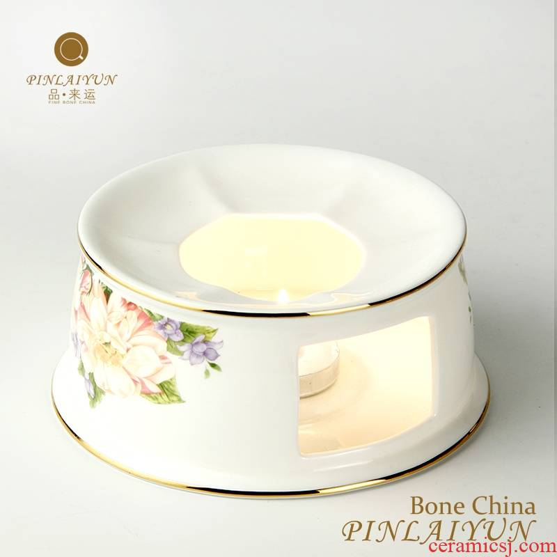 Qiao mu 【 】 tea kettle ceramic furnace heating base ipads China tea tea tea warmers temperature furnace temperature