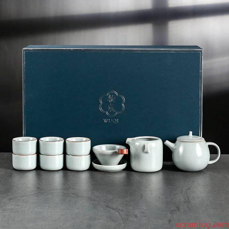 Japanese ceramic tea set Holly your porcelain teapot home office tea cups your up kung fu tea set