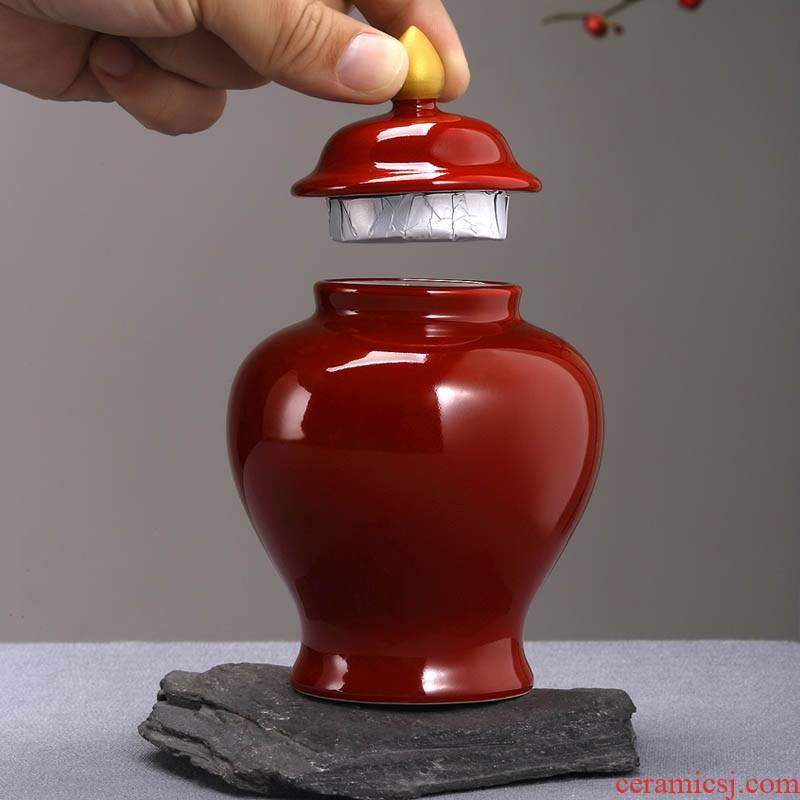 Qiao mu Taiwan FengZi ceramic tea pot mini portable pu seal pot pot of tea POTS travel storage tanks