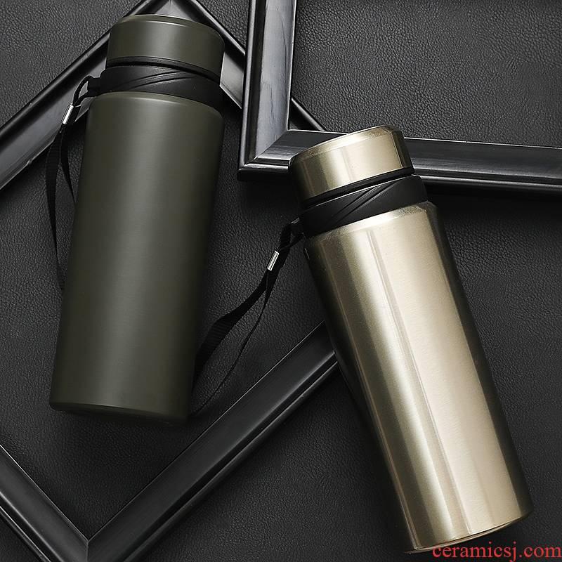 Qiao mu JS purple sand tank vacuum filter for men and women make tea cup the elders gifts custom ceramic water cup of tea