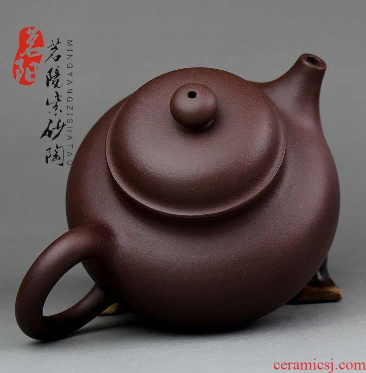 Qiao mu MY yixing undressed ore manual it working quality goods all famous boutique household kung fu tea tea, let the teapot