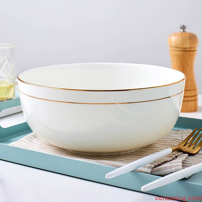Up Phnom penh ceramic bowl of soup bowl rainbow such use household boiled beef bowl pull rainbow such use pickled fish bowl bowl of bowls of ipads