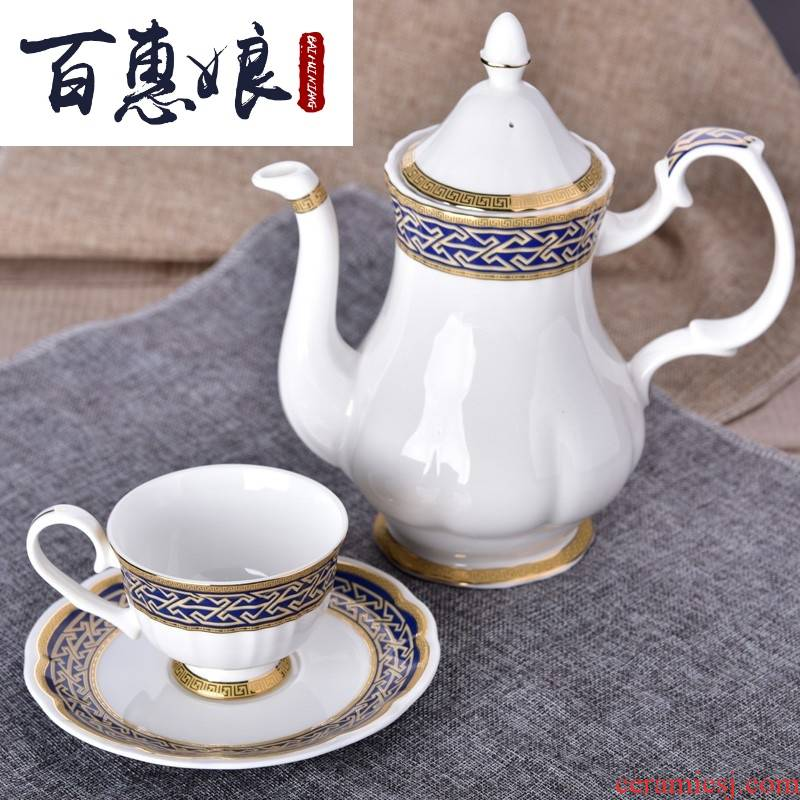 (niang jingdezhen ipads porcelain ceramic pot teapot single pot large household filter hole cold coffee pot of tea kettle