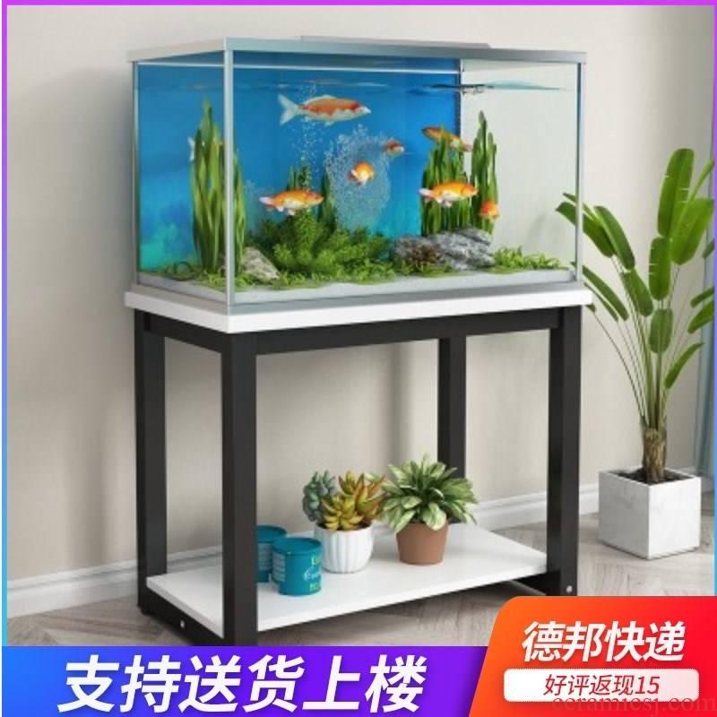 Aquariums steel tank bottom ark, the metal chassis frame base aquarium tank, wrought iron order fish tank