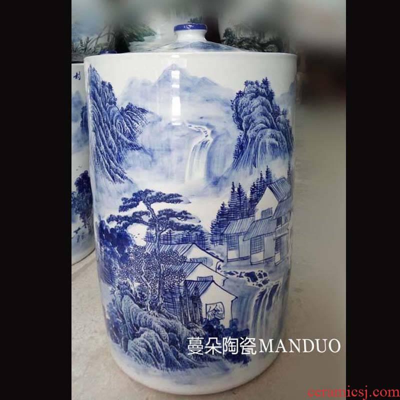 The Pu cover with the seventh, peulthai the jar of high - grade ceramic art, cover pot cover environmental ceramic straight tea pot